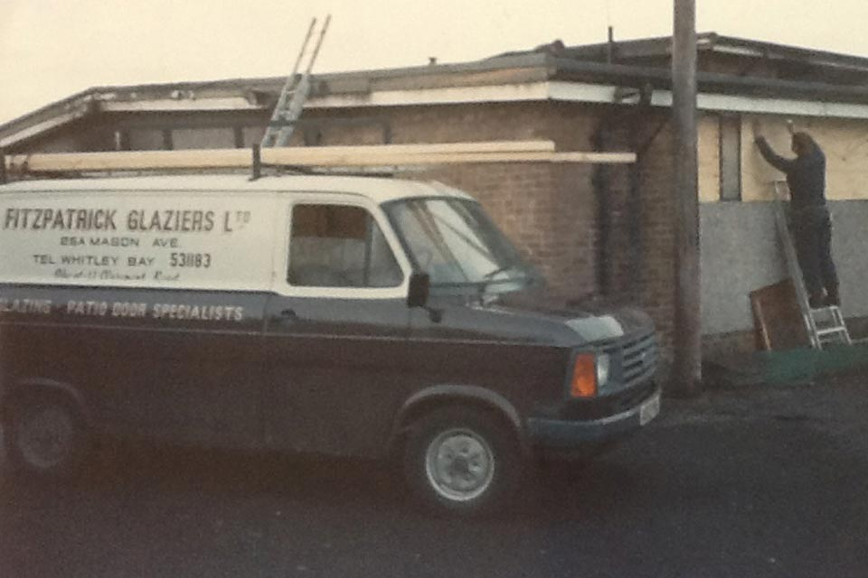 40 years in the glazing industry