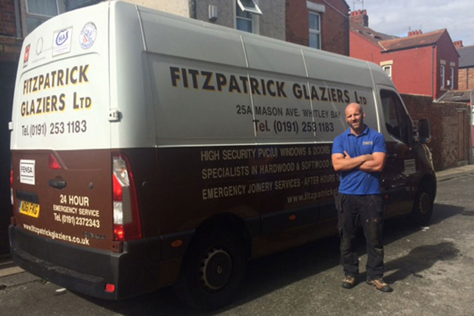 Fitzpatrick Glaziers Today